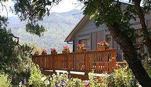 country sunshine bed and breakfast, Durango