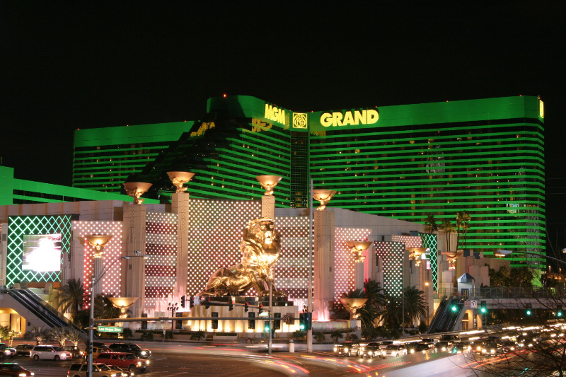 Las Vegas-MGM Grand