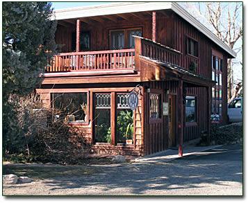 Recapture Lodge, Bluff